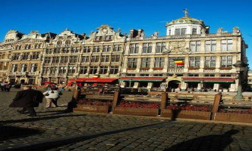Zdjęcie BELGIA / Bruksela / brak / Rynek