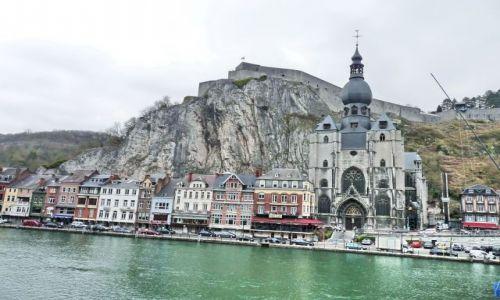 Zdjęcie BELGIA / Namur / Ardeny / Dinant / Dinant !