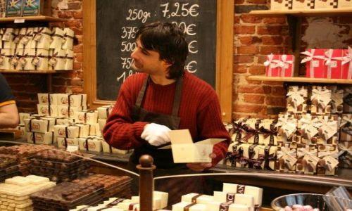Zdjecie BELGIA / Bruksela / Bruksela / Chocolaterie