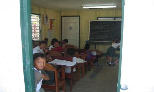 Zdjęcie BELIZE / la isla bonita / san pedro / w klasie