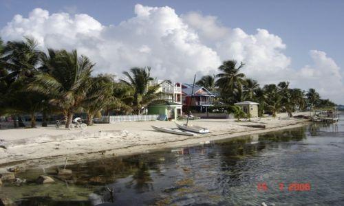 Zdjęcie BELIZE / Belize City / Belize City / Jedna z wysp