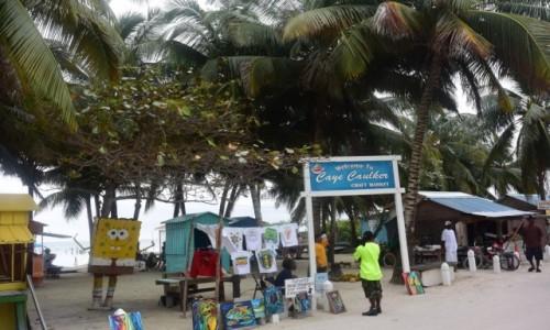 Zdjecie BELIZE / - / Wyspa Caye Caulker / Wyspa Caye Caulker