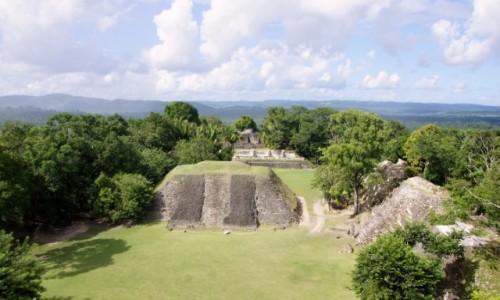 Zdjęcie BELIZE / San Jose Succotz / Xunantunich Mayan Ruins / Kamienna Dama