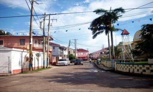 BELIZE / Belize City / Belize City / Ulica