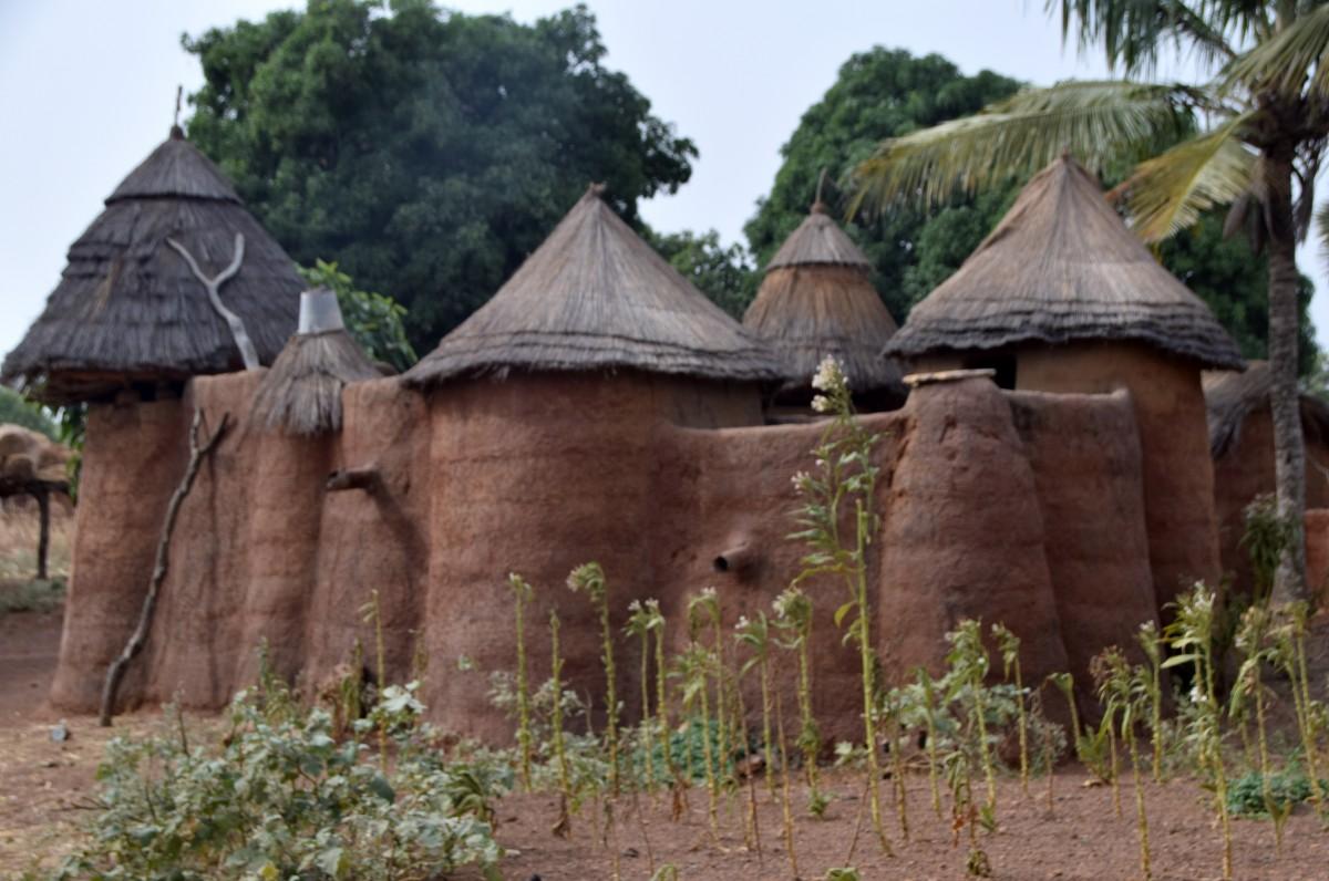 Zdjęcia: Koussoukoingou, Benin północny, Tata, BENIN