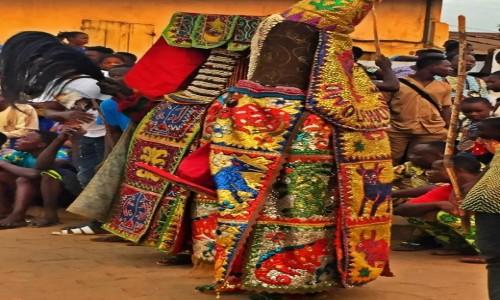 Zdjecie BENIN / Ouidah  / Ouidah / Voodoo Festival w Ouida