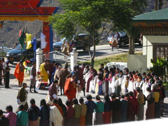 Zdjęcia: foto z wyprawy do Bhutanu - listopad 2008, BHUTAN