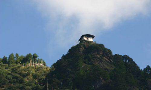 Zdjecie BHUTAN / brak / Bhutan / krajobraz