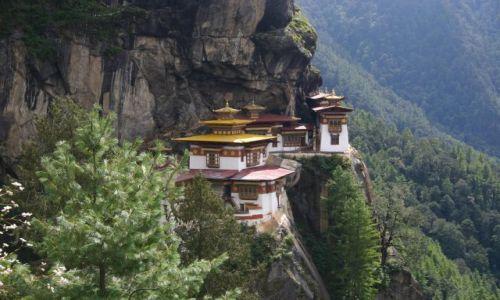BHUTAN / brak / Bhutan / klasztor