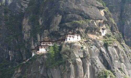 Zdjęcie BHUTAN / brak / Bhutan / klasztor