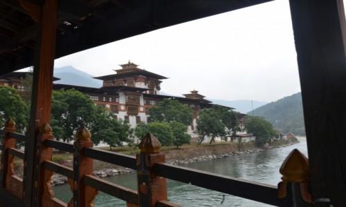 Zdjecie BHUTAN / Punakha / Dzong / Dzong