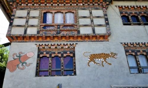 Zdjecie BHUTAN / Punakha / Gdzieś po drodze / Jeszcze kilka bhutańskich domków