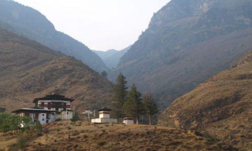 Zdjęcie BHUTAN / brak / Bhutan Zachodni / W drodze z Thimphu do Paro