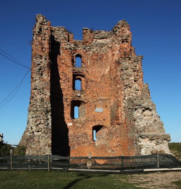 Zdjęcia: Nowogródek, Grodno, Ruiny nowogródzkiego zamku na Górze Zamkowej, BIAłORUś