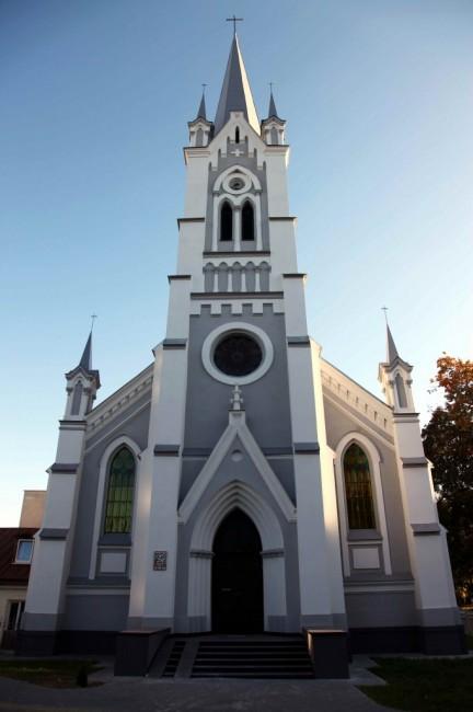 Zdjęcia: Stare Miasto, Grodno, Kościół ewangelicko-augsburski św. Jana, BIAłORUś