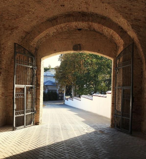 Zdjęcia: Zamek królewski , Grodno, Brama, BIAłORUś