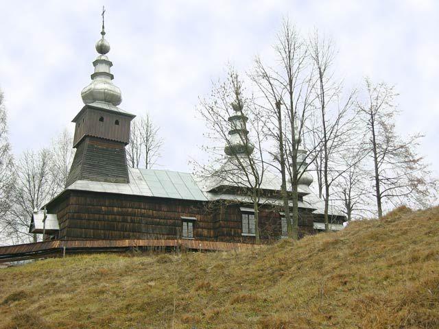 Zdj�cia: Okolice Grodna, Cerkiew, BIA�ORU�