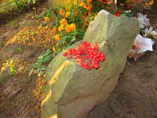 Zdjęcia: Bohatyrowicze, Białoruś, kamień Cecylii, BIAłORUś