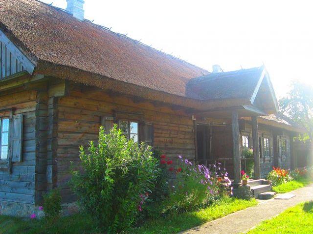 Zdjęcia: Zaosie, Białoruś, dworek w Zaosiu, BIAłORUś