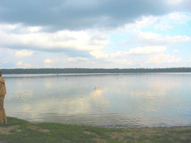 Zdjęcia: Białoruś, Białoruś, Jezioro Świteź, BIAłORUś