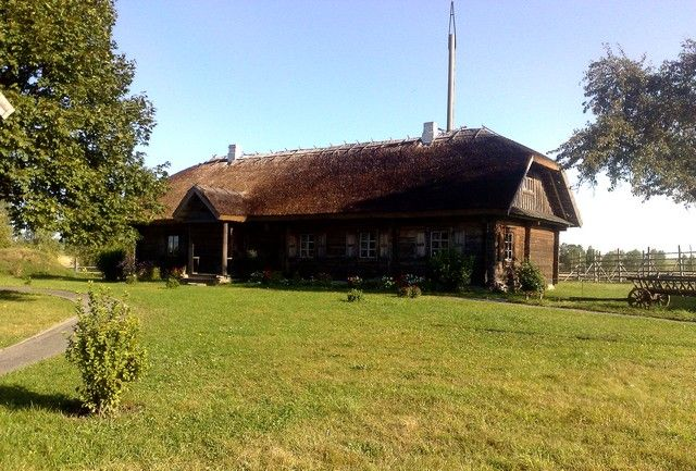 Zdjęcia: Zaosie, Nowogródzki, tu urodził się Adam Mickiewicz, BIAłORUś