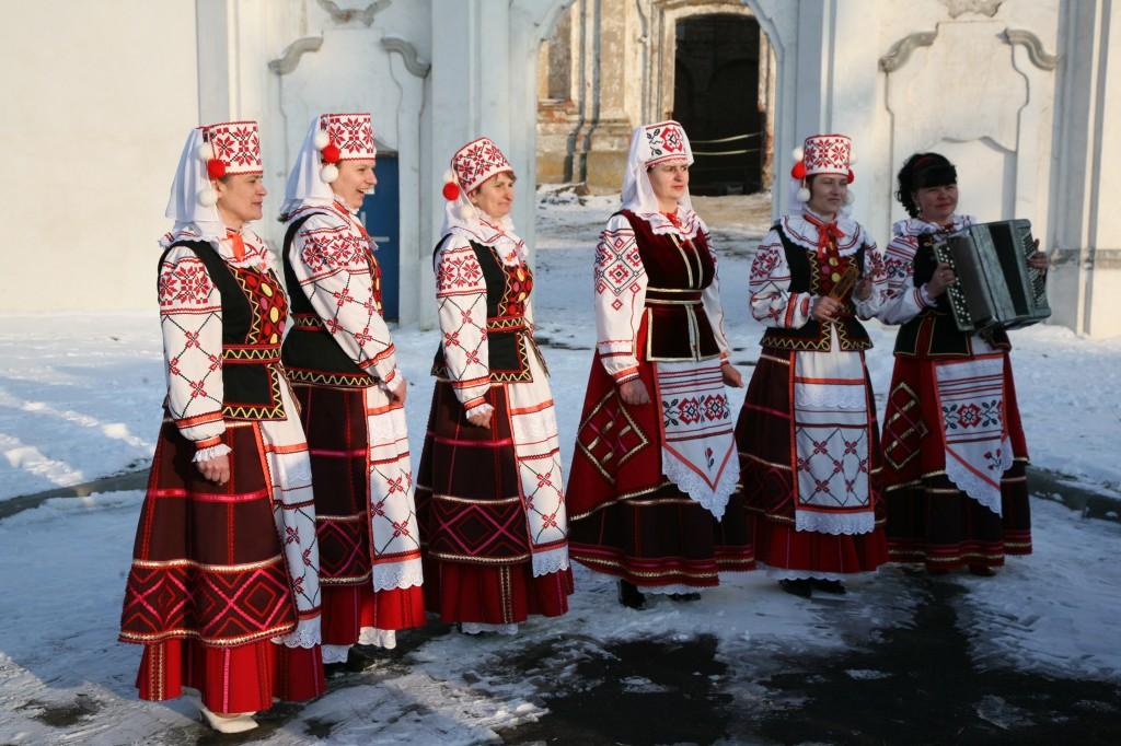 Zdjęcia: Jurewicze, Homelszczyzna, Folklor z Jurewicz, BIAłORUś