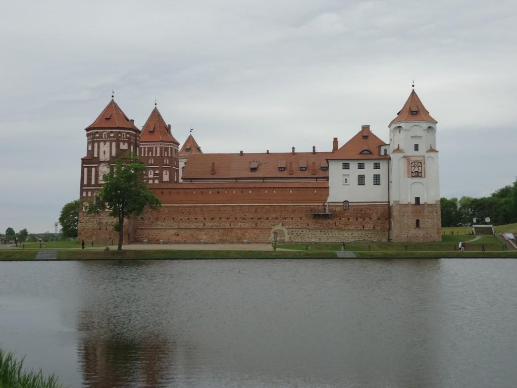 Zdjęcia: Mir, Obwód miński, Zamek w Mirze, BIAłORUś