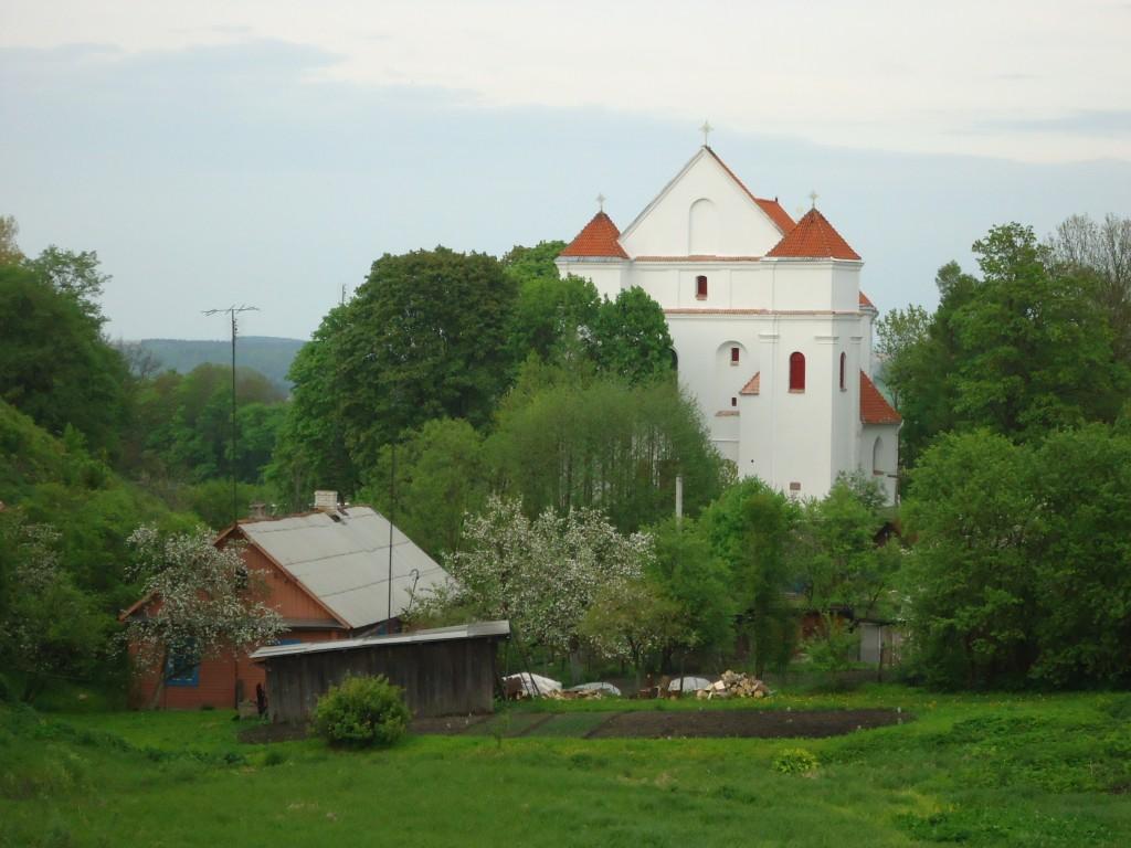 Zdjęcia: Nowogródek, Obwód grodzieński, Nowogródzka fara, BIAłORUś