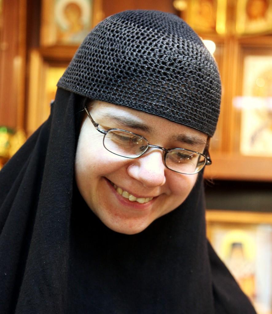 Zdjęcia: Monaster św. Elżbiety, Mińsk, Uśmiech matuszki, BIAłORUś