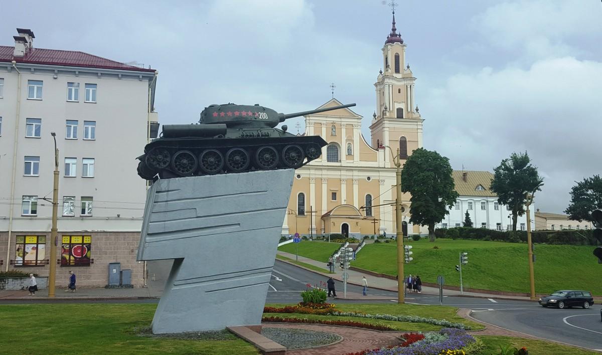 Zdjęcia: Grodno, Okręg grodzieński, Wschodnie klimaty, BIAłORUś