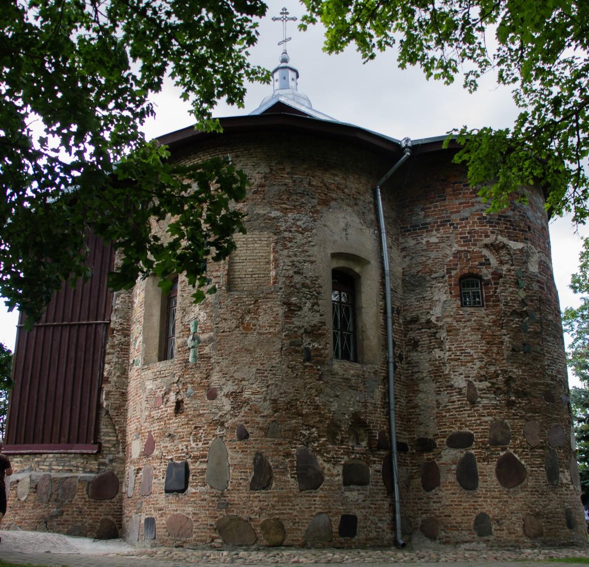 Zdjęcia: Grodno, Cerkiew Świętych Borysa i Gleba, BIAłORUś