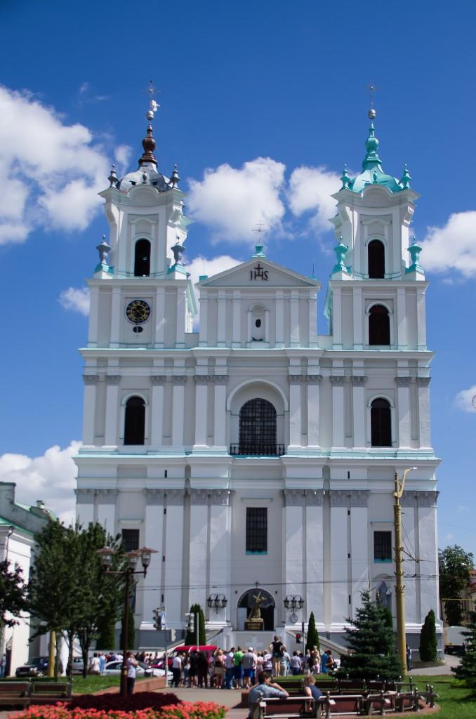 Zdjęcia: Grodno, Katedra katolicka, BIAłORUś