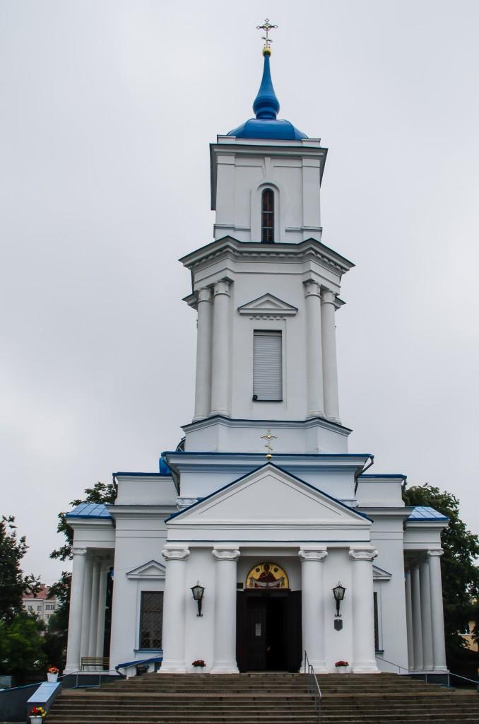Zdjęcia: Baranowicze, Sobór Opieki Matki Bożej (pokrowski), BIAłORUś