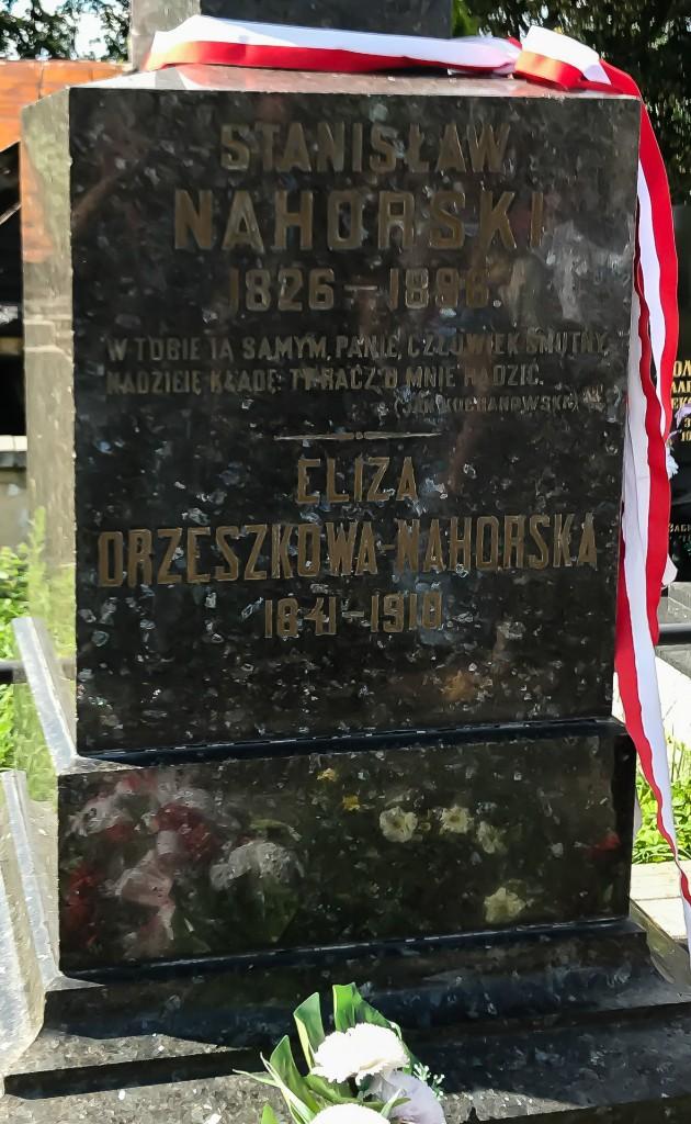 Zdjęcia: Grodno, Grób Elizy Orzeszkowej, BIAłORUś