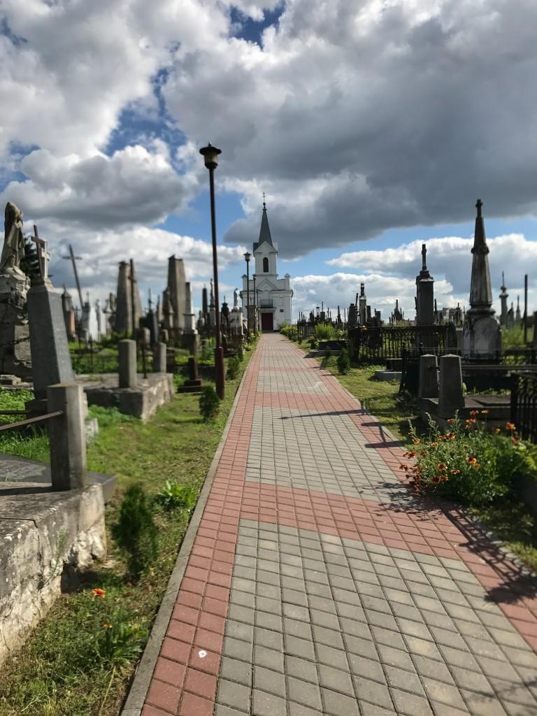 Zdjęcia: Grodno, Cmentarz polski, BIAłORUś