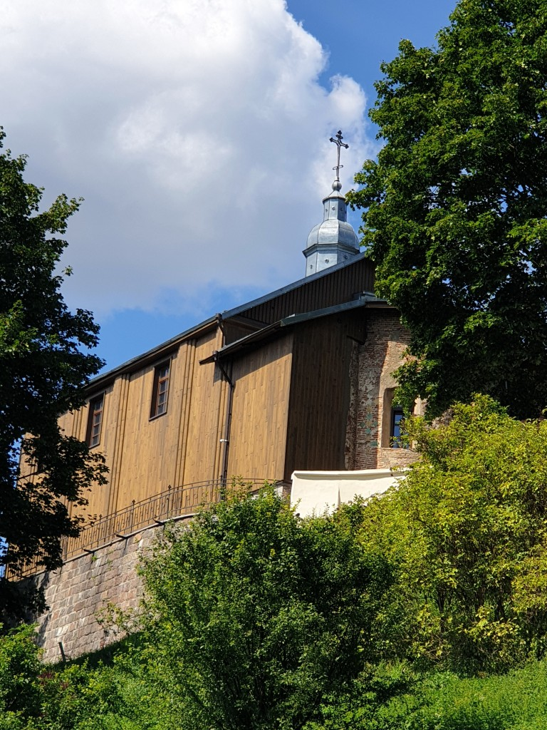 Zdjęcia: Kołoża, Grodno, Cerkiew św. Borysa i Gleba, BIAłORUś