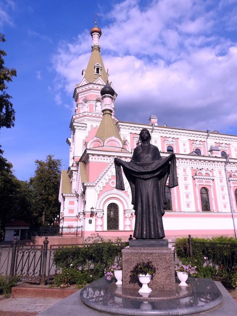 Zdjęcia: Grodno, Grodno, Sobór Opieki Matki Bożej, BIAłORUś