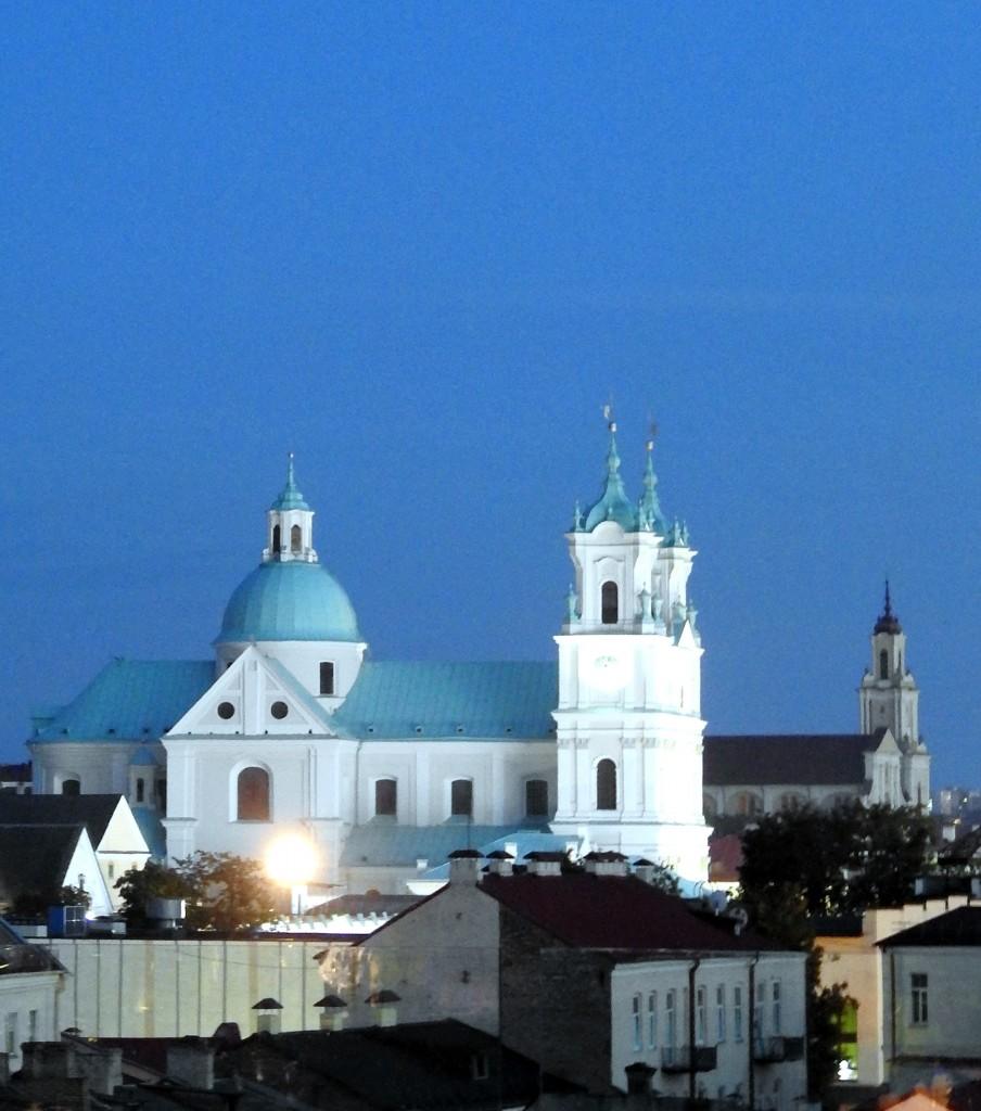 Zdjęcia: Grodno, Grodno, Bazylika katedralna, BIAłORUś