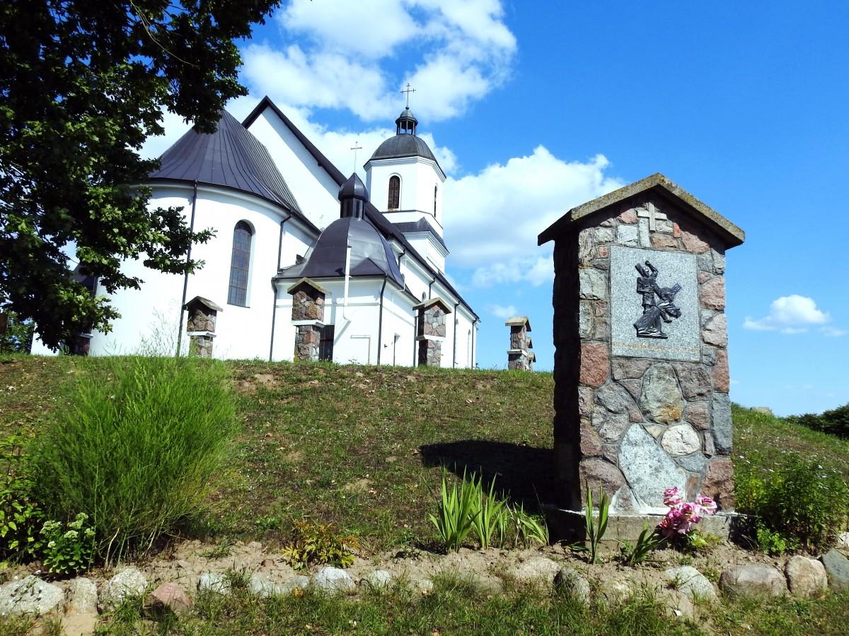 Zdjęcia: Kopciówka, Grodno, Kościół, BIAłORUś