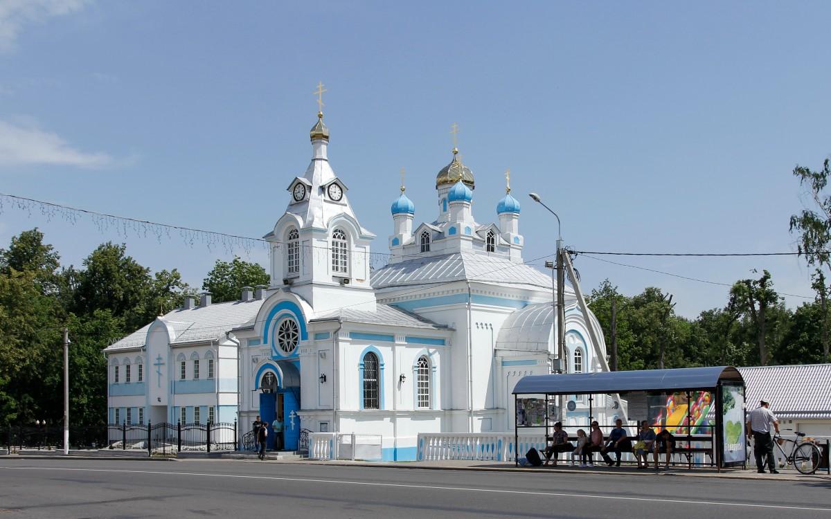 Zdjęcia: Wilejka, Obwód miński, Cerkiew Św. Marii Egipskiej w Wilejce, BIAłORUś