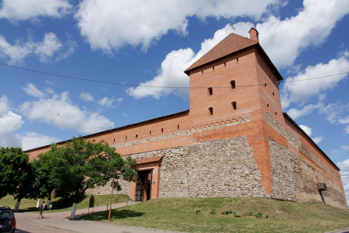 Zdjęcia: Lida, Obwód grodzieński, Zamek w Lidzie, BIAłORUś