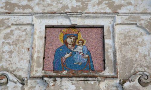 BIAłORUś / Homelszczyzna / Jurewicze / Obraz Matki Bożej Jurewickiej