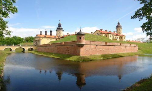 Zdjęcie BIAłORUś / Obwód miński / Nieśwież / Zamek w Nieświeżu