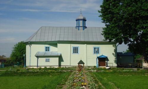 Zdjęcie BIAłORUś / Obwód brzeski / Polesie / Laskowicze (biał. Liaskawiczy) / Kościółek