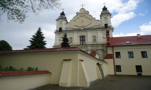 Zdjęcie BIAłORUś / Obwód brzeski / Polesie / Pińsk / Katedra Wniebowzięcia Najświętszej Maryi Panny