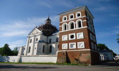 Zdjęcie BIAłORUś / Obwód miński / Nieśwież / Kościół Bożego Ciała