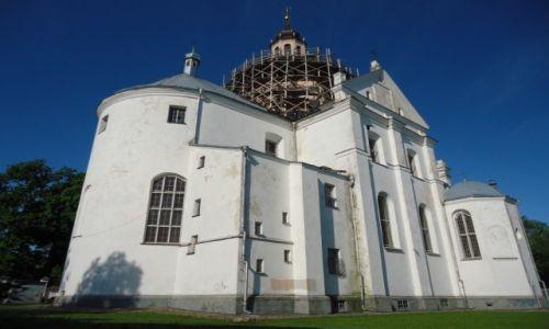 Zdjęcie BIAłORUś / Obwód miński / Nieśwież / Kościół Bożego Ciała (2)