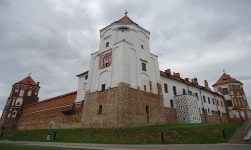 Zdjęcie BIAłORUś / Obwód miński / Mir / Zamek w Mirze (3)