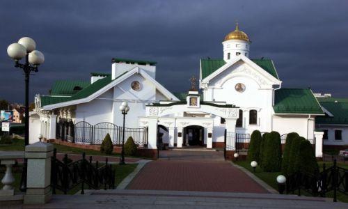 Zdjęcie BIAłORUś / Mińsk / Plac Wolności / Cerkiew św. Kiryła Turowskiego