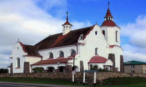 Zdjęcie BIAłORUś / Grodno / Soły / Kościół p.w. Matki Bożej Różańcowej